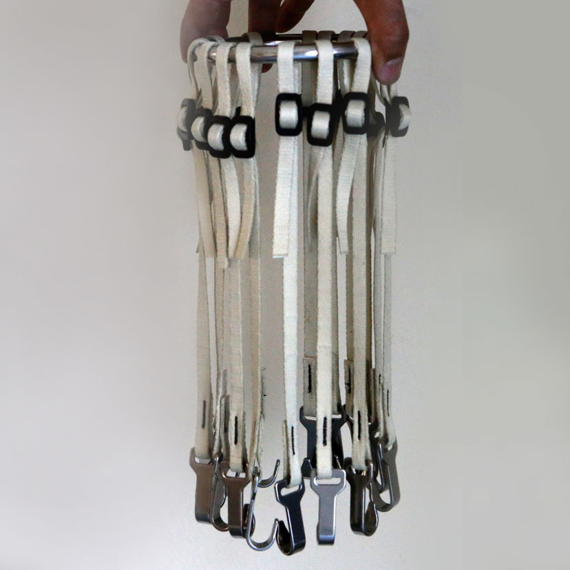 Jellyfish Tabla Hook Transtabla India David Yovino